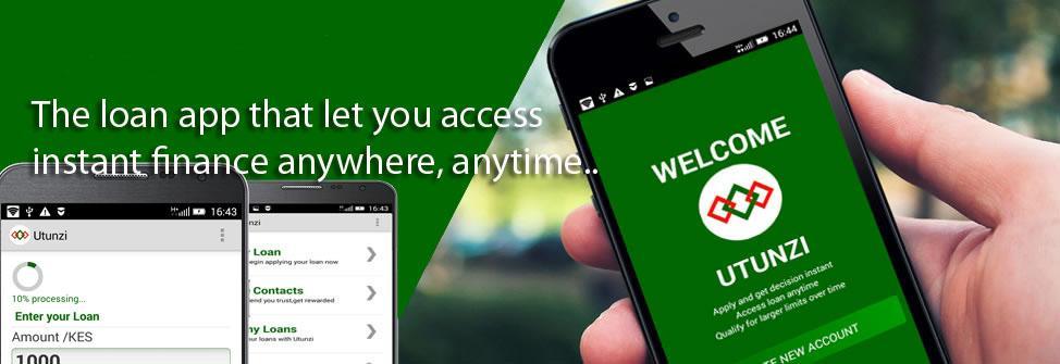 Utunzi Loan App Image