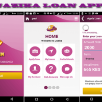 Jazika Mobile Loan App Image