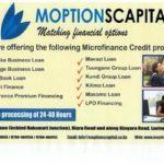 Moptions Capital Loans