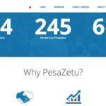 Pesa Zetu Peer to Peer Lending Platform