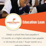 AMREF SACCO EDUCATION LOANS
