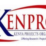 KENPRO (KENYA PROJECTS ORGANIZATION)